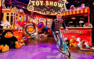 Ryan Tubridy just teased the Late Late Toy Show and LOOK at his jumper