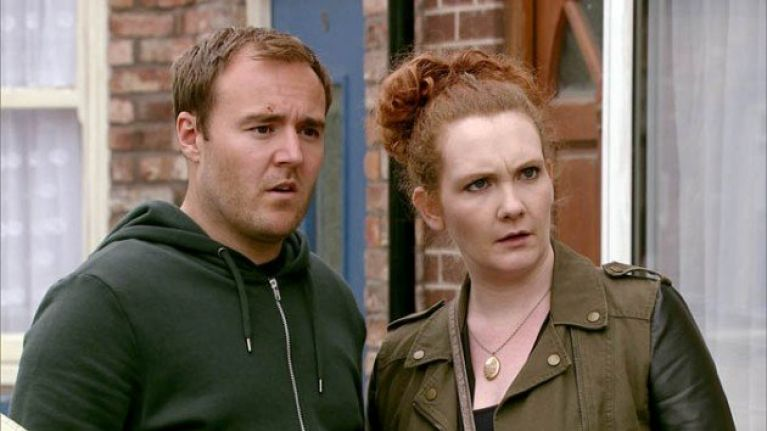 Coronation Street is lining up a devastating New Year storyline for Fiz and Tyrone