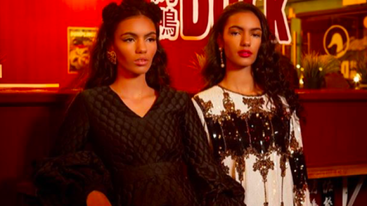 The 'Elizabeth sleeve top' is flying off the shelves in Dunnes and we can see why