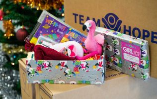 Did you pack this box? Team Hope is looking for the person who donated its two millionth shoebox!