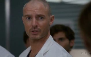 Fans are 'swooning' over the new Irish doctor on Grey's Anatomy