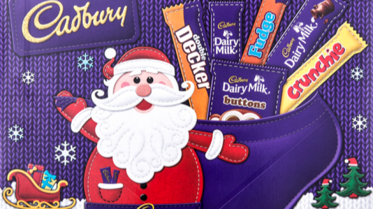 WIN the chance to send a Cadbury Care Package to someone who can't make it home this Christmas