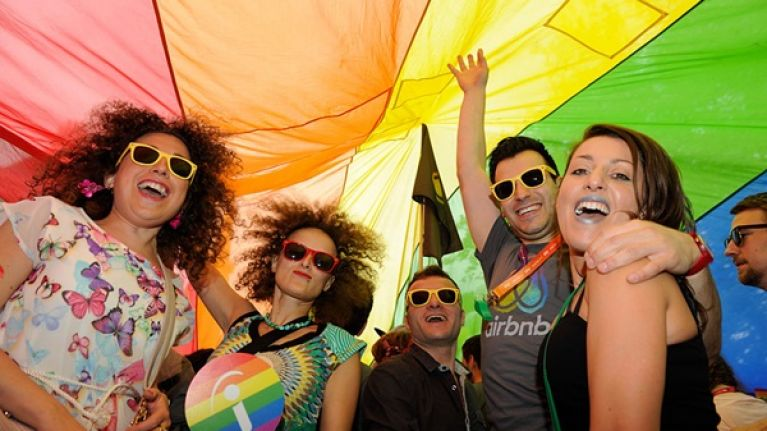 Ireland named in 20 safest countries for LGBTQ+ people to travel to