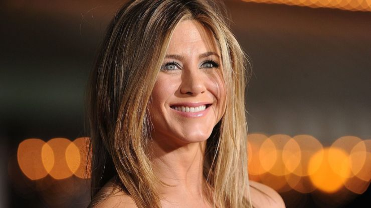 Another 'disturbing' David Letterman interview has surfaced, this one with Jennifer Aniston