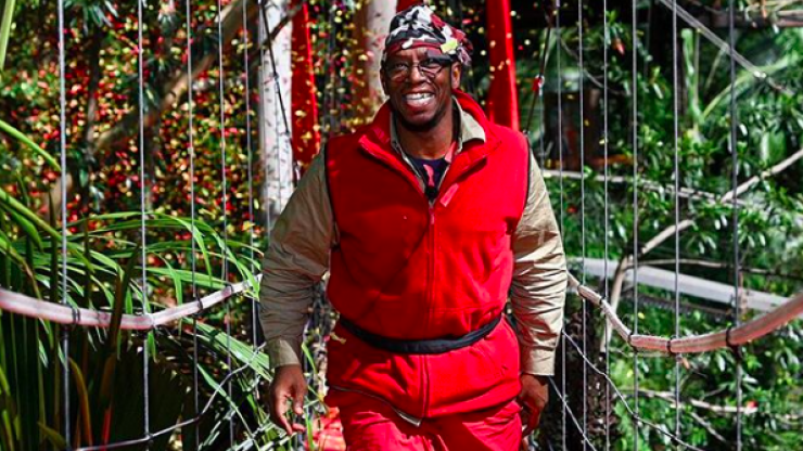 I'm A Celeb's Ian Wright has a 'lot to work on' as he becomes 5th campmate to get eliminated