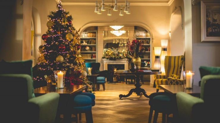 Review: Kicking off December with a festive stay at Cork's uber-cool Montenotte hotel