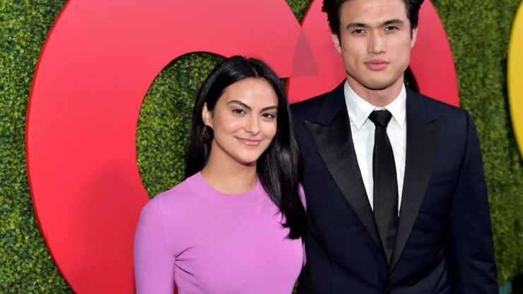 Riverdale's Camila Mendes and Charles Melton have reportedly split up