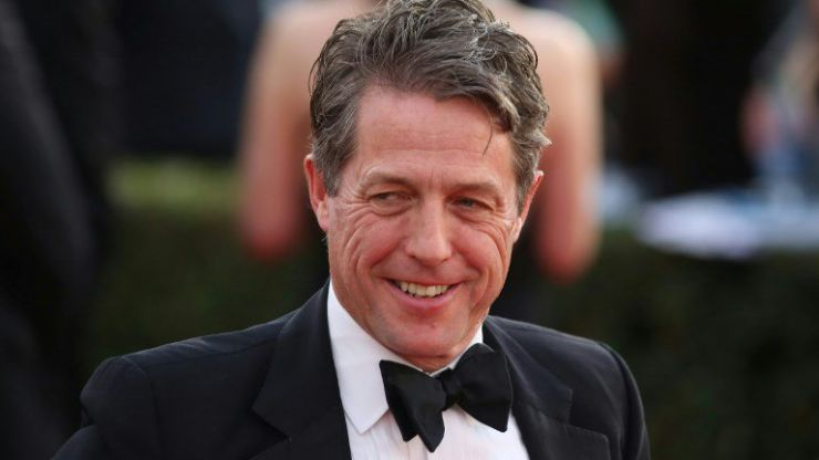 Hugh Grant shared his 1995 mugshot and the story behind it is absolutely wild