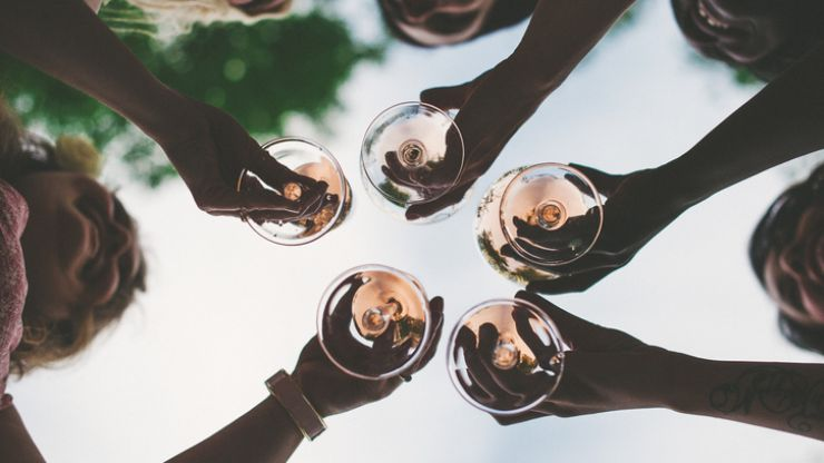Choosing wines for your wedding: top sommelier shares three key tips
