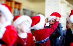 A primary school in Cork has swapped homework for acts of kindness in December