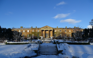 Hillsborough Castle in Co. Down sounds like the most magical place to visit this December