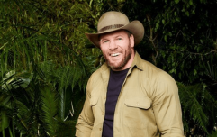 I'm A Celeb's James Haskell met Caitlyn Jenner on the bridge after her exit