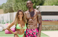 No, Love Island's Ovie and Amber aren't dating, so can we please stop talking about it now