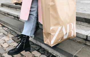 Say hello to the Zara coat we're going to be wearing all season long