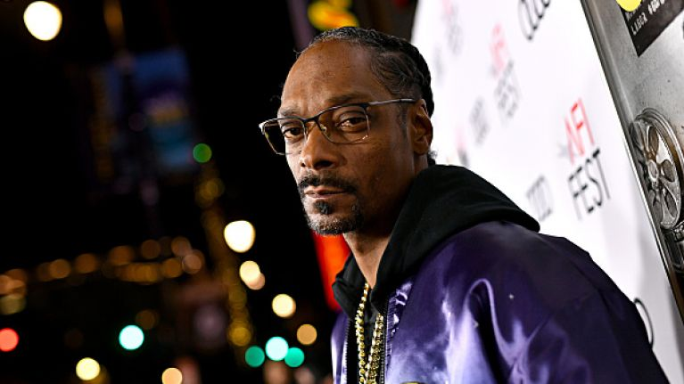 Snoop Dog is releasing a lullaby album of all his greatest hits