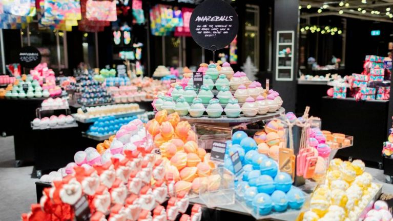 Time to stock up! Lush have released the most amazing (and huge) bath bombs