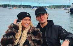 Love Island's Joe Garratt and Lucie Donlan have broken up