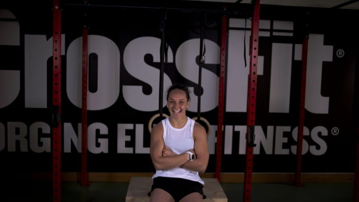 WATCH: 'As a sport, it's everything' Emma McQuaid on the beauty of Crossfit