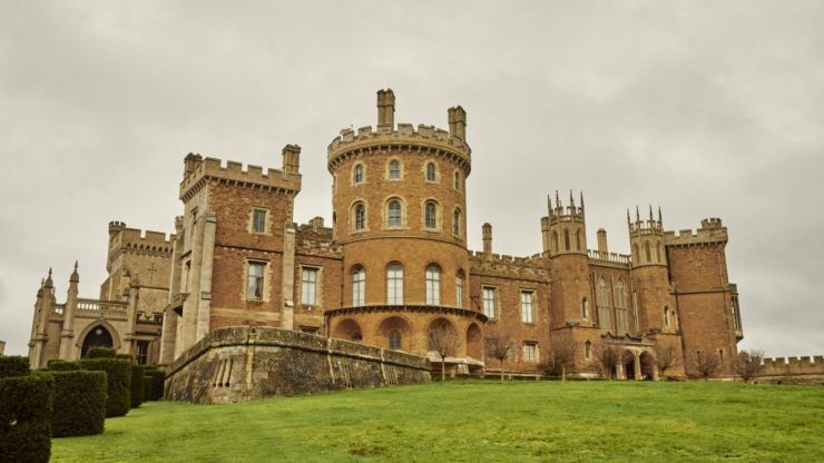 You can now ring in New Year's Eve in a stunning castle featured in The Crown