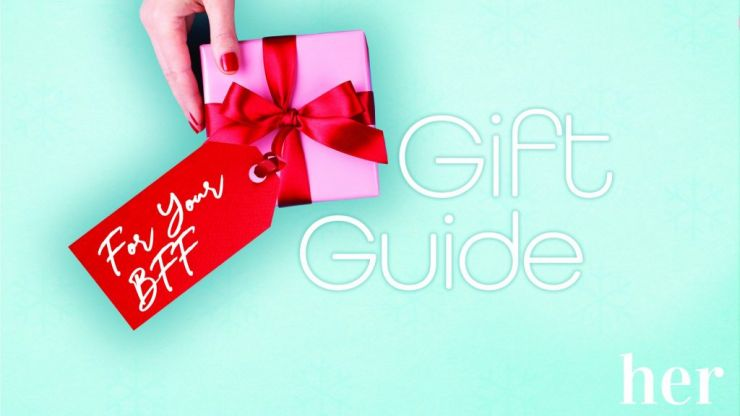 Her Christmas gift guide: 8 fashionable presents to get your BFF