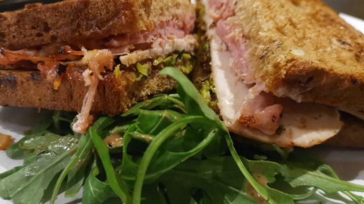 This Dublin deli's Brussels sprouts and gravy sandwich is THE taste of Christmas