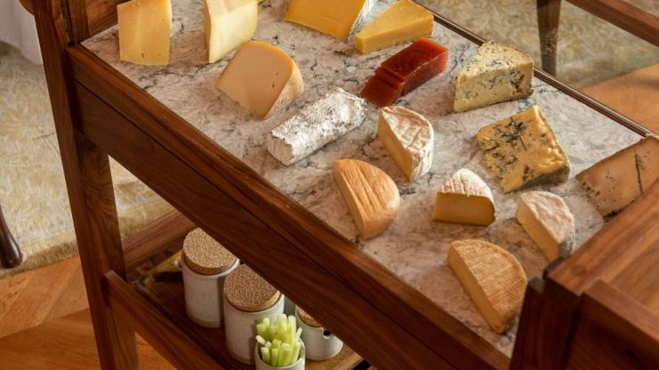 The expert guide to creating a five-star Irish cheeseboard for Christmas