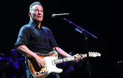 """Bruce Springsteen says he could tour with The E Street Band """"late in the year, next year"""""""