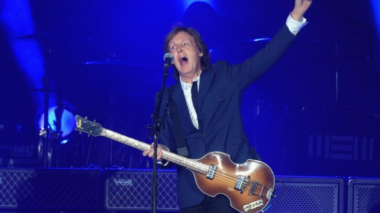 Paul McCartney is teaming up with a writer of Paddington for Netflix's new movie