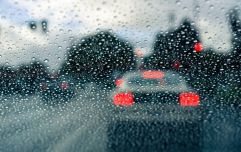 Met Éireann says that prolonged heavy showers will wash over the country today