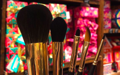 Lush's range of cruelty free makeup brushes are all we want for Christmas this year