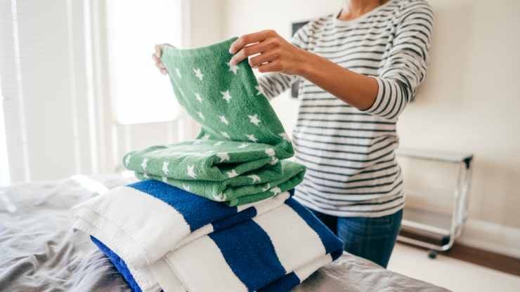 The clever trick that will make your clothes smell amazing when they come out of the dryer