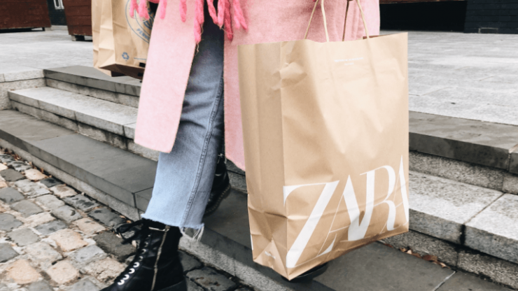 The chic black jumpsuit we've had our eye on is now €20 in the Zara sale