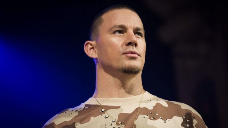 Channing Tatum is already apparently back on dating apps following Jessie J split