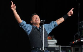 VIDEO: Bruce Springsteen Covers Lorde's Royals