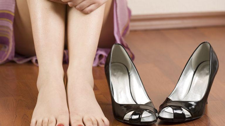 9347725807ec Kicking up Their Heels  Irish Ladies Go Mad For Loub Jobs Ahead of Galway  Races