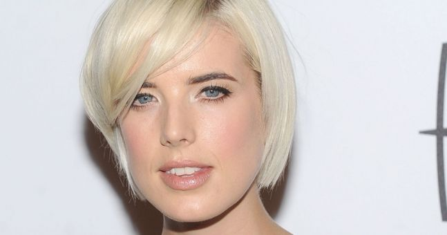 Model Agyness Deyn Reveals Her Broodiness and Is Considering Motherhood