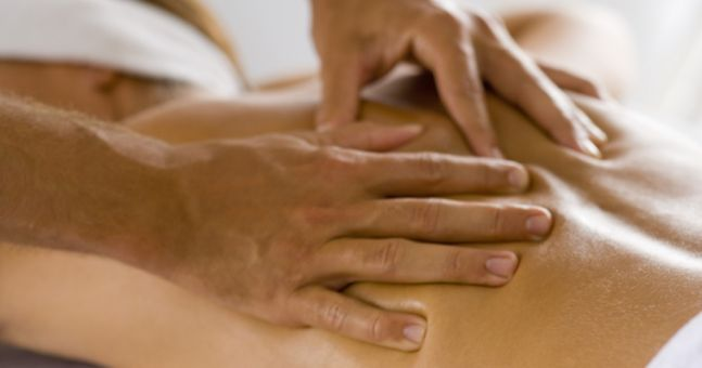 Rub It In! Mairead Farrell on Relaxation and a Very Strange Massage