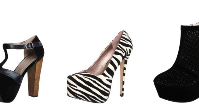 If The Shoe Fits... Autumn Winter Footwear from BooHoo.com