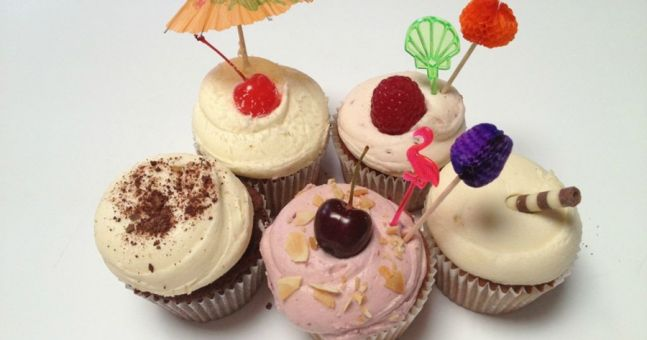 The Cocktail Cupcakes: 'Caketails' Trend Coming To Ovens Near You