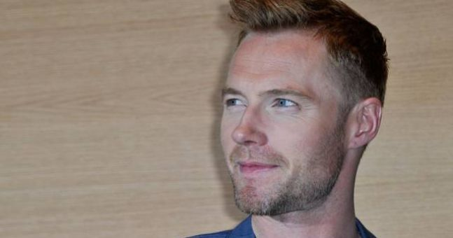 """Top of The Flops? Ronan Keating is Struggling to Set The Charts on """"Fire"""" With His Latest Album"""