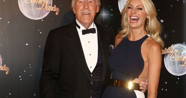 The Crowds Tune In To Strictly As The Show Enjoys Record Viewing Numbers