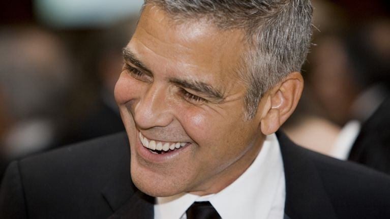 Kilkenny and Laois are Fighting Over George Clooney    | Her ie