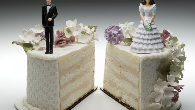 Wedded Bliss? Eh...Don't Think So! CSO Reveals Irish Divorce Rates Have Risen by 800%