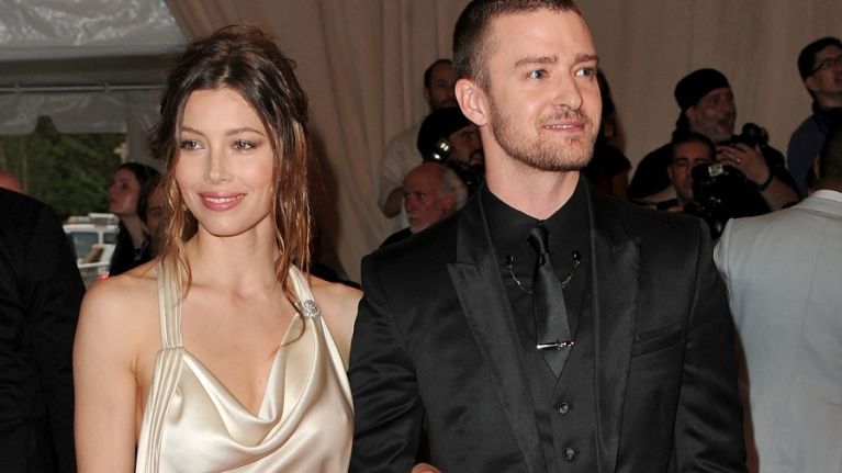 Justin Timberlake Wedding.Newlyweds Justin Timberlake And Jessica Biel Apologise For Offensive