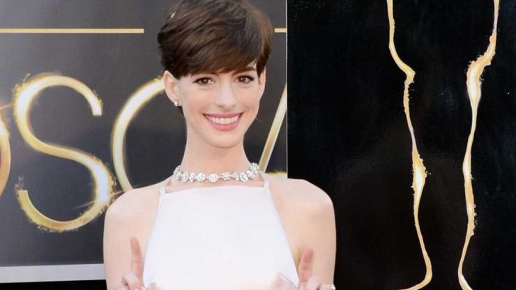 VIDEO: Anne Hathaway Calls Out 'Hatha-Haters' In Jimmy Fallon Rap Video