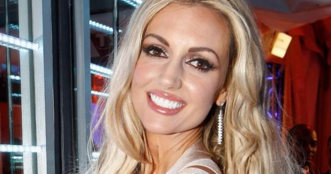 "Hef, Here I Come! Rosanna Davison Set To Sign ""Lucrative"" Playboy Cover Deal"