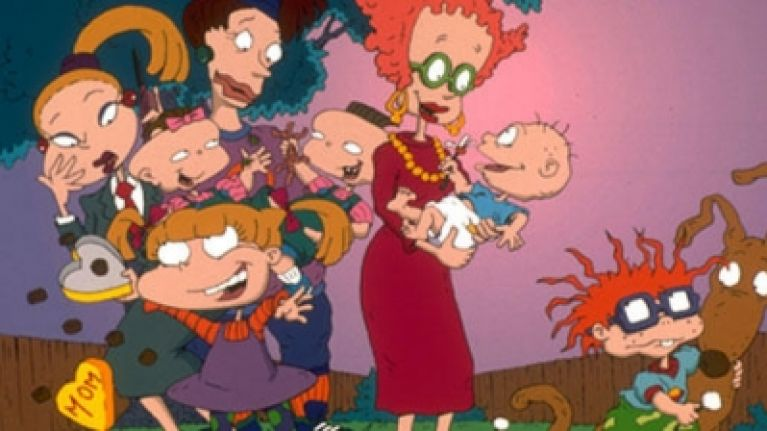 All Grown Up Here S What The Characters From Rugrats