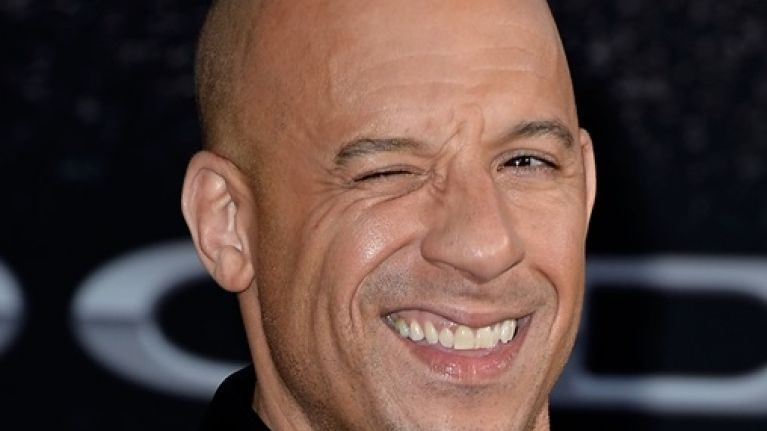 Now With Added Hair: Vin Diesel as You've Never Seen Him ...
