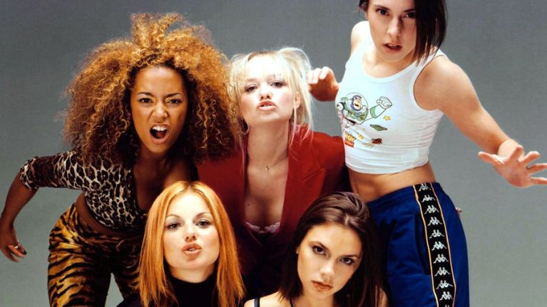 What's That About A Spice Girls Reunion?!