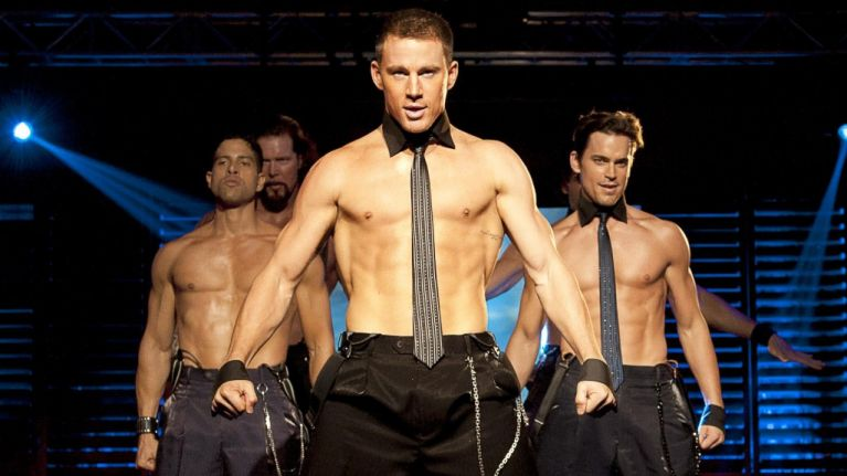 VIDEO: Just 18-Year-Old Channing Tatum Stripping at a Florida Club